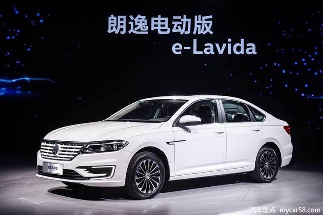 e-Lavida=朗逸+电池?大众又要称霸新能源家轿市场了