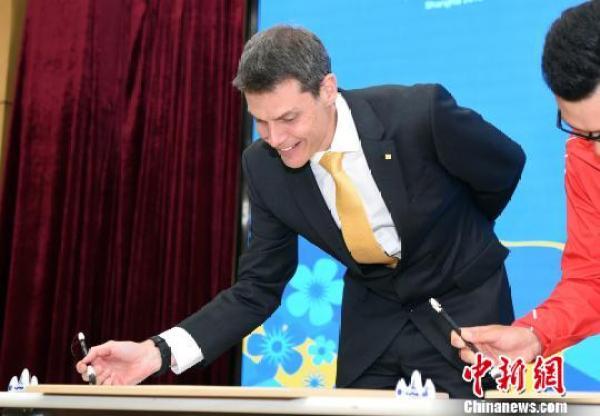 中国射箭队首次出征射箭世界杯赛复合弓项目