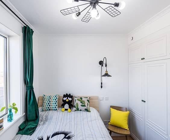 装修这些让人抓狂的小卧室,只需四招就能实用翻一倍