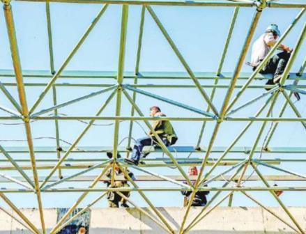 电商产业园建设正酣