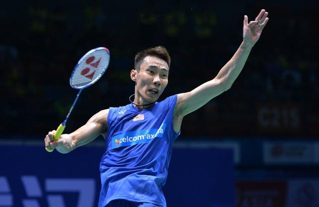 马来西亚羽毛球天王李