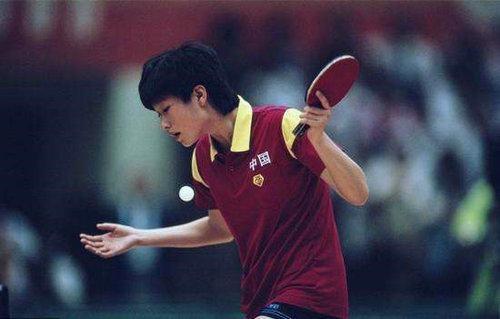 乒乓球奥运会冠军,曾经和肖战恋爱多年,如