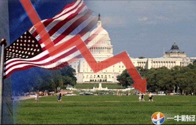 """""""新債王""""警告!美國1年內衰退概率為65%,連特朗普都開始急了?"""