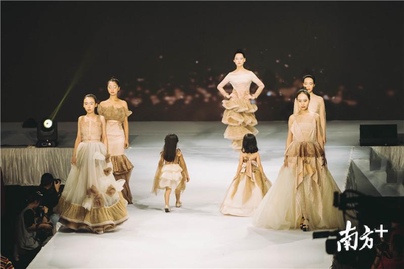 视频|3D内衣+23组别样作品,惠州学院服装设计大赛超惊艳!