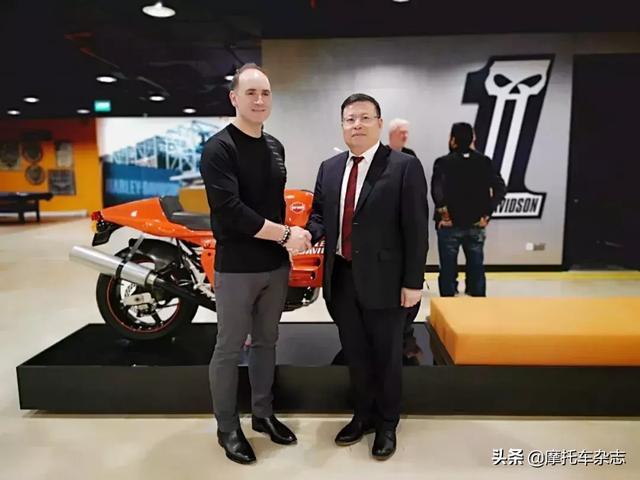 摩界重磅消息:哈雷将和中国钱江摩托联手推出全新车款