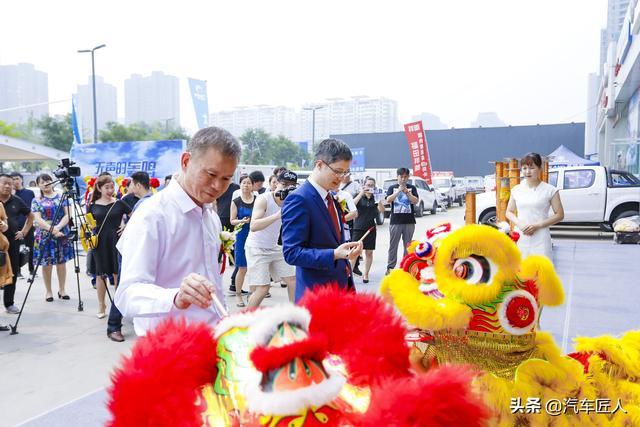 广汽新能源太原广源海 25 hours展示中心盛大开业