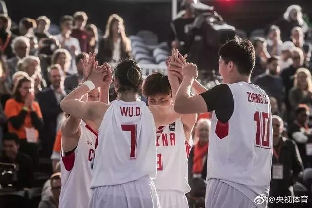 创造历史!中国3x3女篮全胜战绩夺世界杯冠军