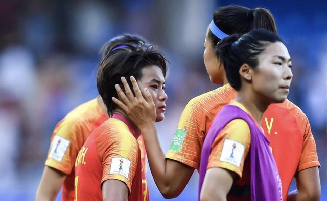 7-1,女足世界杯最