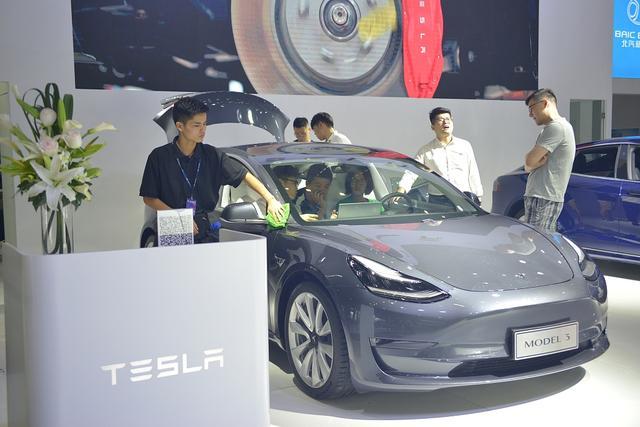 外商投资新能源汽车关键零部件获支持 落后车企或被淘汰