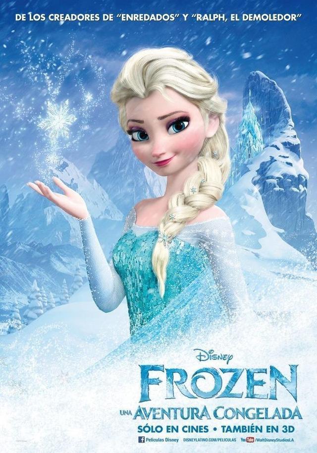 """""""冰雪女王""""的故事,这才是真正的还原"""