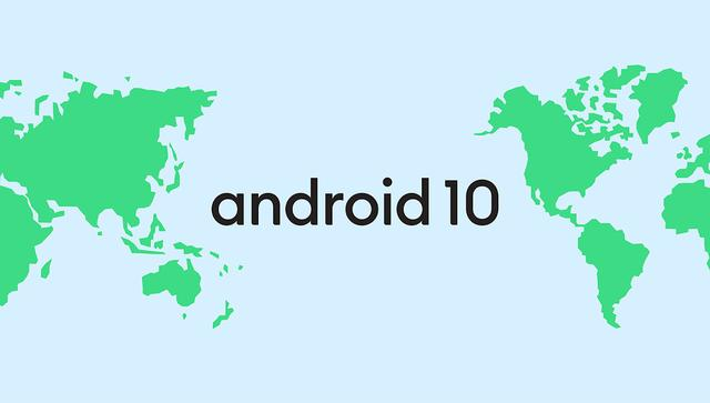 Google 更新 Android 标识,Android 10 不再以甜品命名
