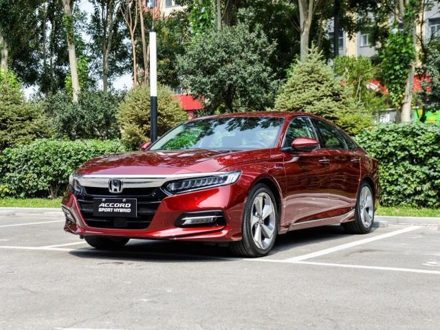 本田全新家用轿车上市,引领销售风潮,外观大气时尚