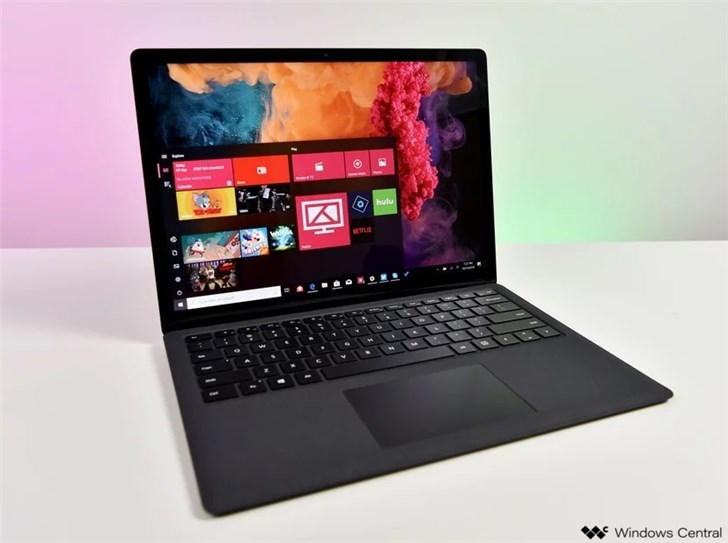 <b>微软Surface Laptop 3爆料:两个USB-C接口,三种新配色</b>