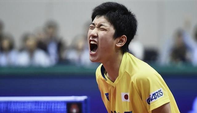 乒乓球公开赛日本夺男女单打冠军,确失去东