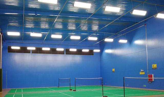 羽毛球场照明的专业化如何实现-LED对于