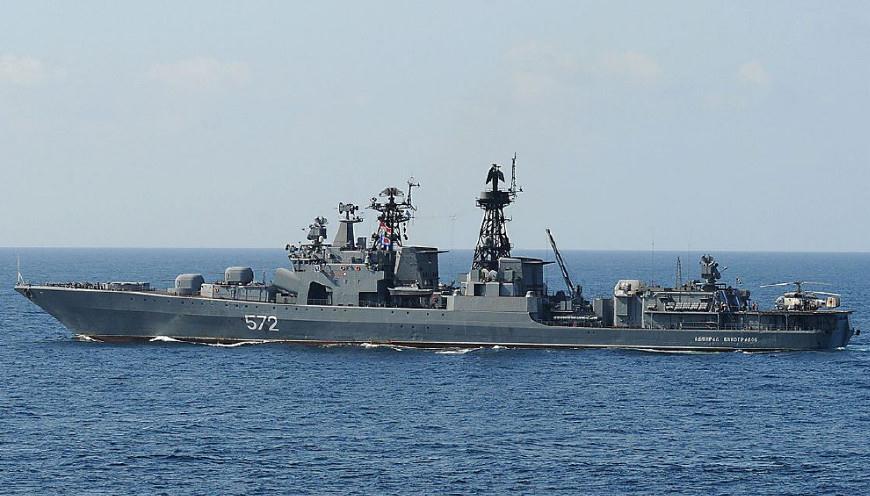 """主炮用""""大粪""""防水?印度海军精密器件的制作工艺,简直无法直视"""