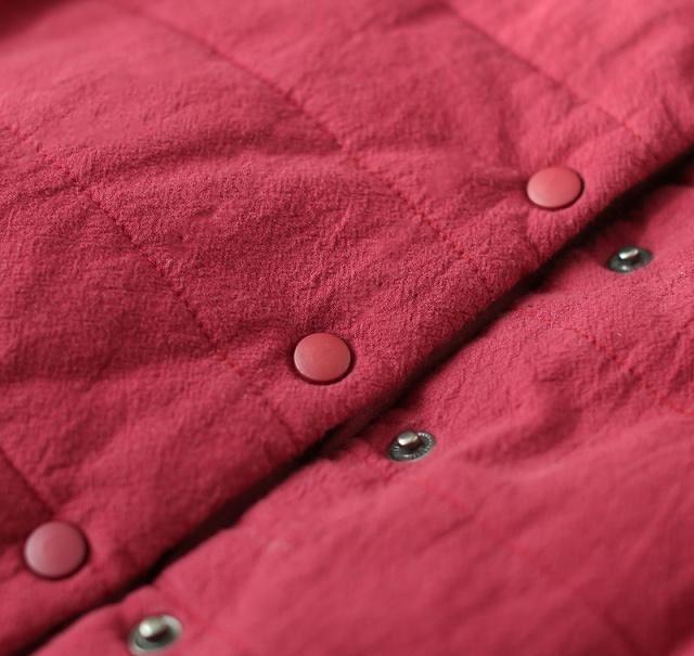 今年流行的外穿小棉服,轻薄保暖尽显潮流范,谁穿都很美!