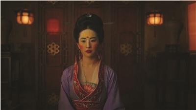 刘亦菲版花木兰,你觉得美吗