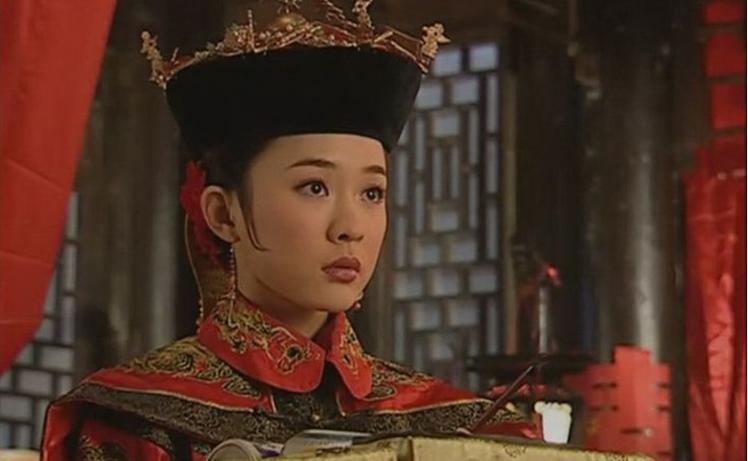历史上唯一怀孕嫁给皇帝的女人,她成了皇太极最宠爱的贵妃