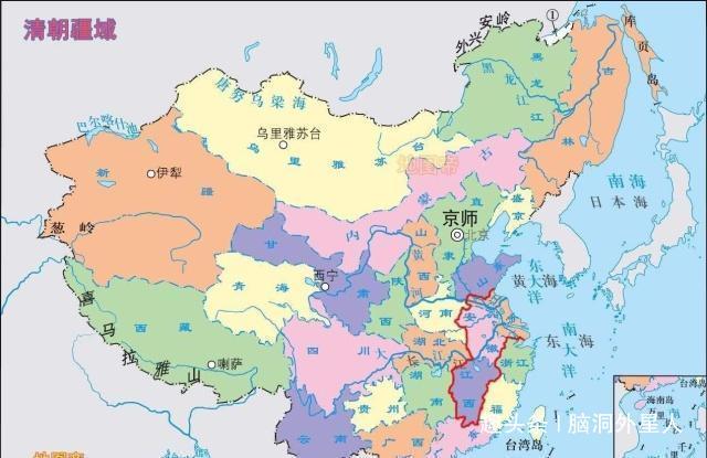 清朝地方总督的权力为什么越来越大?