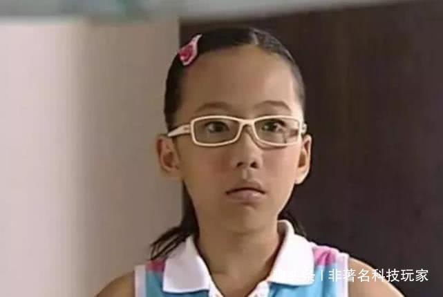 《巴啦啦》中美雪长大了,颜值变化大,更是撞脸邓紫棋