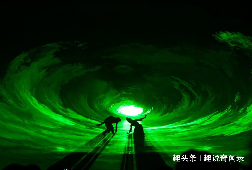 时空隧道真的存在?