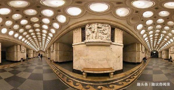 1975年俄罗斯地铁列车几百名乘客神秘失踪