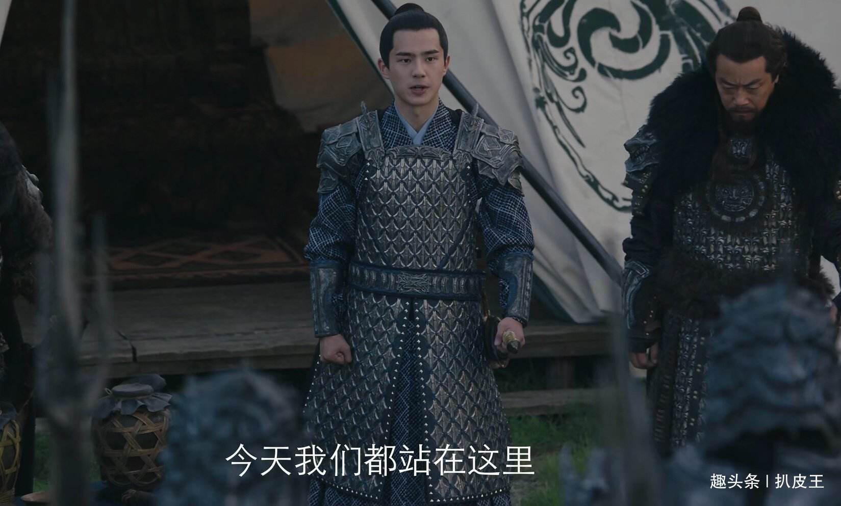 小哪吒长大了,宋祖儿《缥缈录》披金纱雍容出嫁,和刘昊然真般配