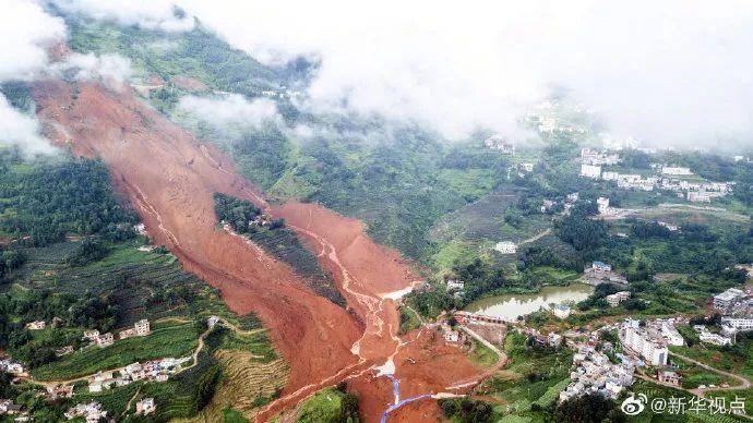 揪心!贵州山体滑坡已确认15人遇难,仍有30人失联
