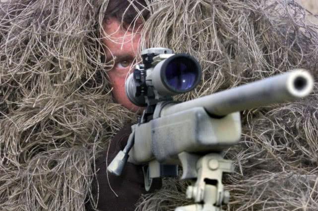 反制狙击手的多种手段, 火箭筒只是渣渣, 这种武器是狙击手噩梦