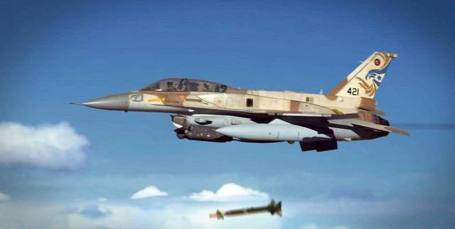 凌晨传来密集爆炸声,大批美制战机突袭,叙军发射导弹拦截失败