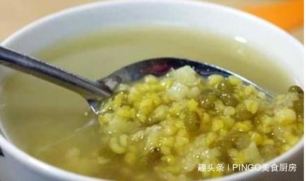 煮绿豆时,是煮开花后吃豆沙,还是颗粒状时喝汤,区别大了!