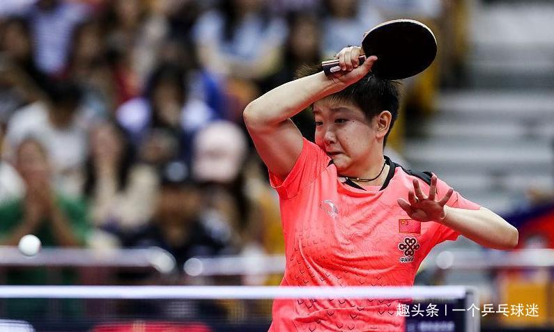 乒乓球全国锦标赛孙颖莎横扫朱雨玲夺冠 王楚钦将战侯英超