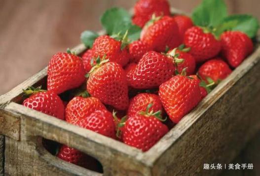 世界上最奇葩的草莓,黑色白色全都有,价格太高