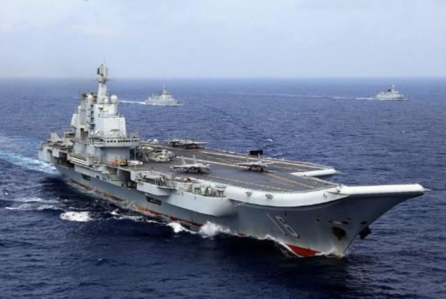 9个月造出一艘航母,比中国还快,这国即将步入航母大国!