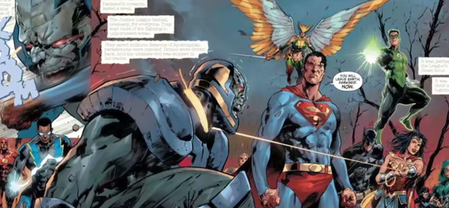 蝙蝠侠成丧尸被阿福杀死,超人手刃六亿平民?DC丧尸宇宙来袭