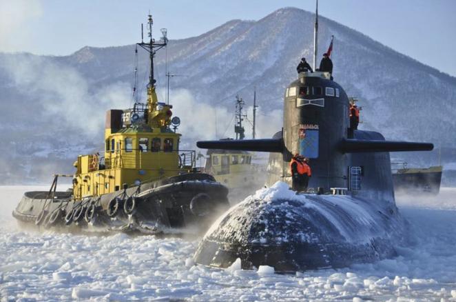 三大国核潜艇数量对比:俄罗斯37艘,美国70艘,中国是多少?