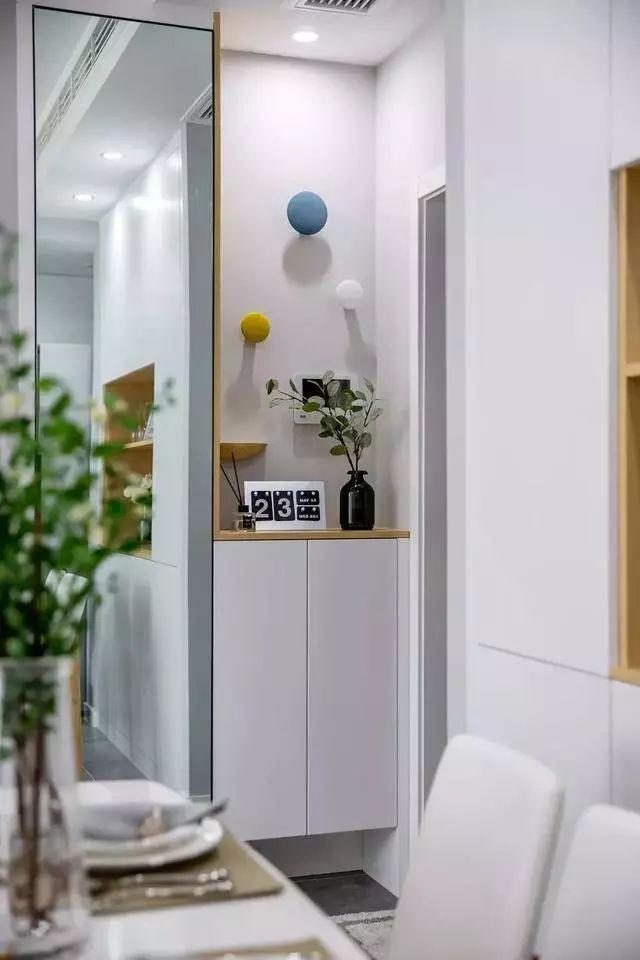 75平方北欧风装修案例,小空间也可以有大户型的感觉