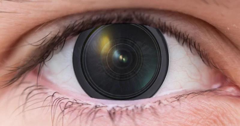 近视福音 变焦的隐形眼镜有望问世