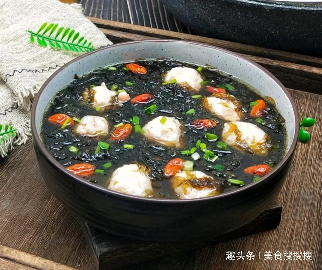 八月这汤不要错过,低脂又营养,而且补钙,老少皆宜!