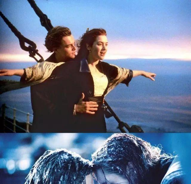 电影《泰坦尼克号》中爱情的力量:露丝冒死勇救杰克