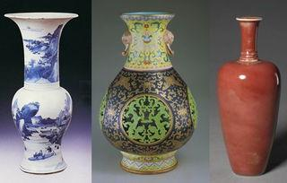 教你几招简单鉴定清代瓷器的方法!