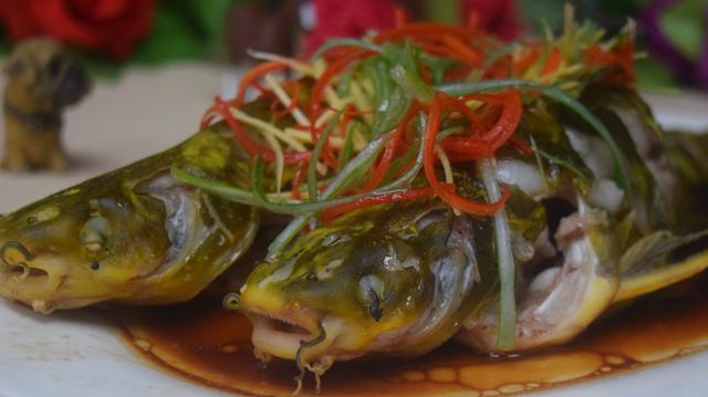 黄骨鱼最好吃的做法,味道鲜美原汁原味,看看你喜欢吃不?