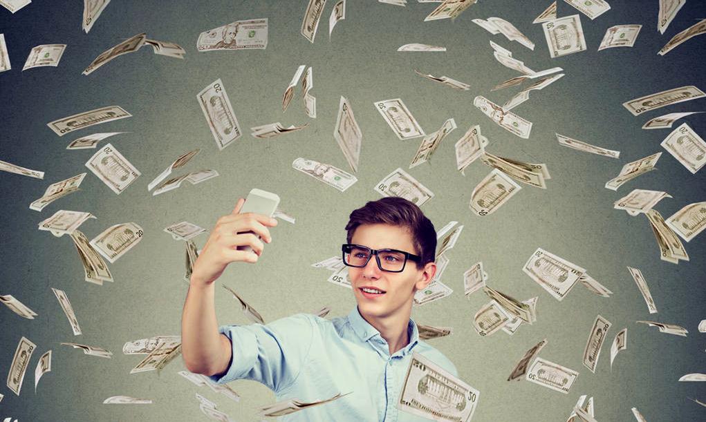 在网络上,赚大钱的人,都喜欢用这些方法