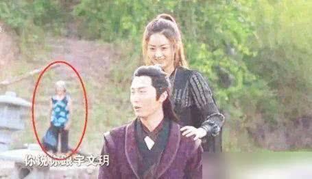 尴尬穿帮镜头:孟姜女能哭倒长城,那她呢