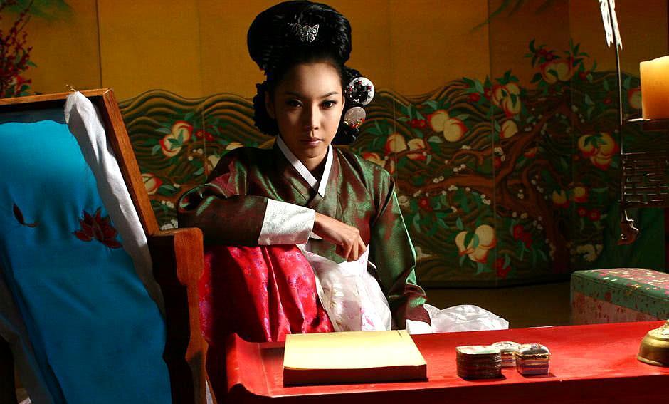 朝鲜古代有一种女医生,除了看病救人,还有一项特殊的任务