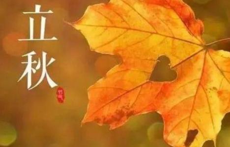 """立秋将至,""""立秋不落雨,24只秋老虎""""啥意思?立秋下雨有啥说法"""