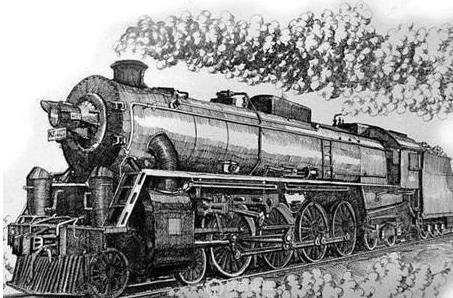 慈禧第一次坐火车提了3个要求,让人贻笑大方