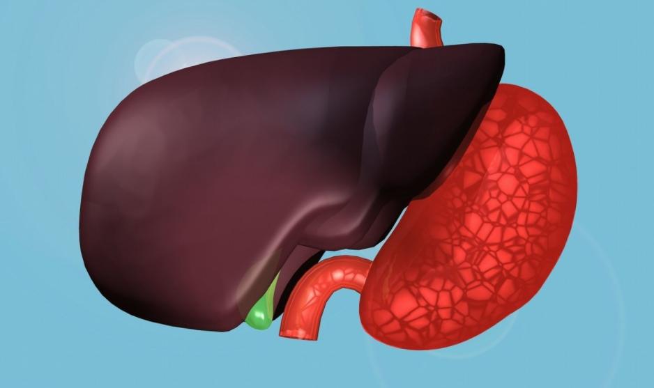 肝癌晚期的时候,身体会发出五种信号!
