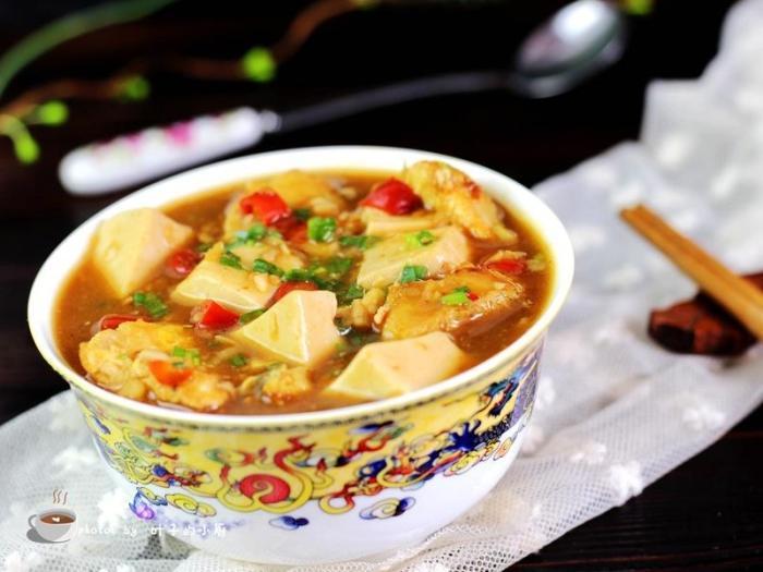 豆腐吃了几十年,第一次如此搭配,再贵也要做,孩子个头噌噌长!